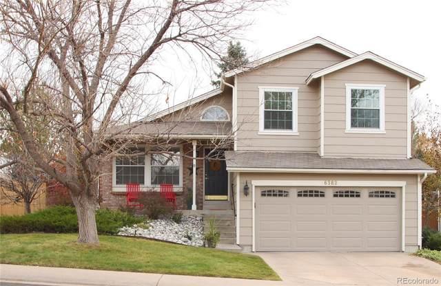 6382 Freeport Drive, Highlands Ranch, CO 80130 (MLS #1549452) :: Kittle Real Estate
