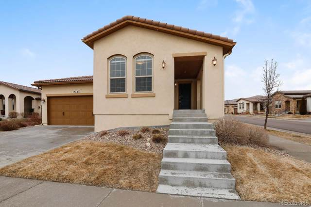 15133 W Baker Place, Lakewood, CO 80228 (#1549923) :: The Griffith Home Team