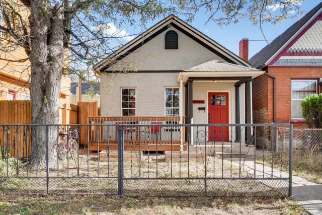 2954 Arapahoe Street, Denver, CO 80205 (#1550288) :: The Heyl Group at Keller Williams