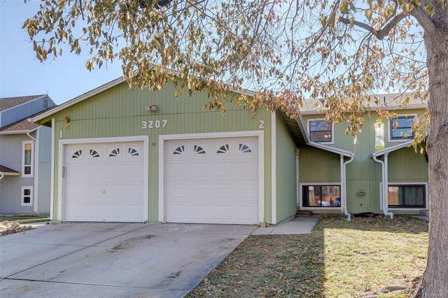 3207 Sumac Street #2, Fort Collins, CO 80526 (#1550531) :: James Crocker Team