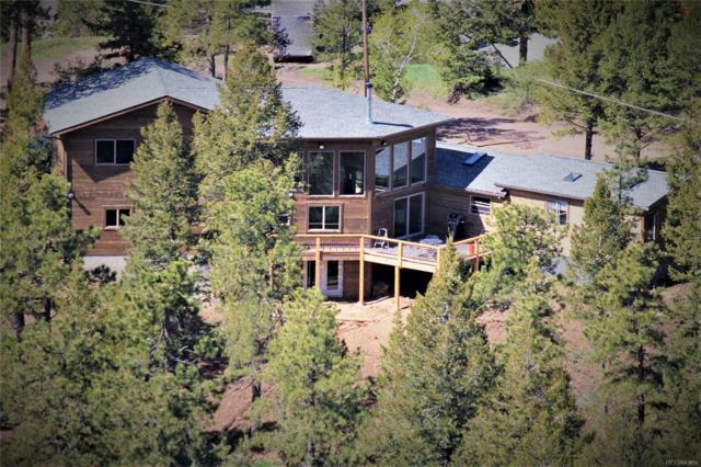 25501 Mosier Circle, Conifer, CO 80433 (#1550563) :: The Peak Properties Group