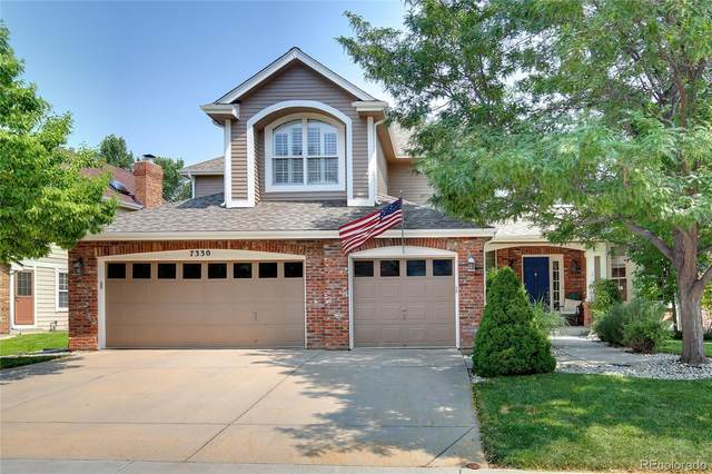 7330 Brixham Circle, Castle Pines, CO 80108 (#1550785) :: Own-Sweethome Team