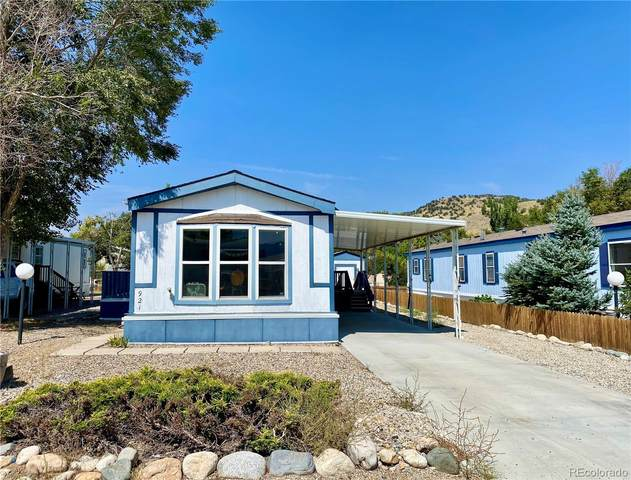 921 Maple Drive, Salida, CO 81201 (#1551080) :: Bring Home Denver with Keller Williams Downtown Realty LLC