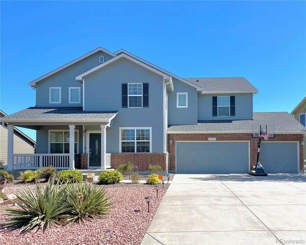 4092 Eagle Ridge Way, Castle Rock, CO 80104 (MLS #1551249) :: 8z Real Estate