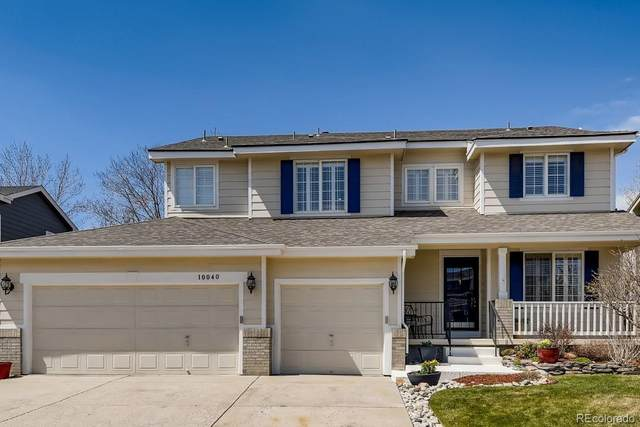 10040 Blackbird Circle, Highlands Ranch, CO 80130 (MLS #1551445) :: 8z Real Estate