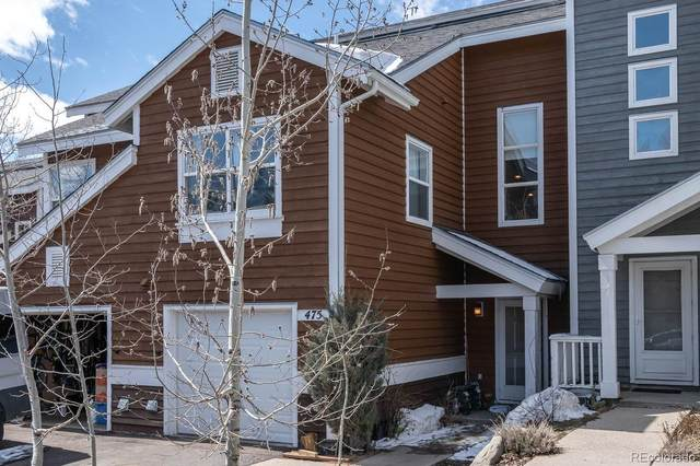475 Mountain Vista Circle #3, Steamboat Springs, CO 80487 (MLS #1551688) :: 8z Real Estate
