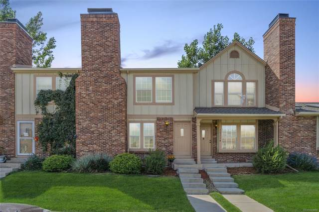 16932 E Chenango Avenue C, Aurora, CO 80015 (MLS #1552442) :: 8z Real Estate