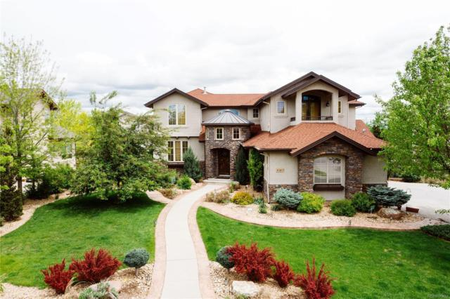 6587 Rookery Road, Fort Collins, CO 80528 (#1552476) :: The Galo Garrido Group