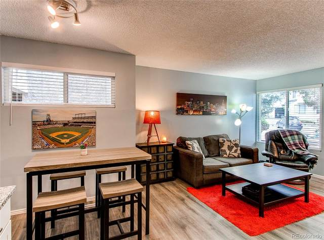 1845 Kendall Street 101A, Lakewood, CO 80214 (#1552480) :: The HomeSmiths Team - Keller Williams