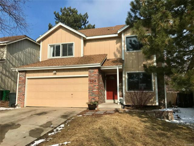 9938 Garland Drive, Westminster, CO 80021 (#1552615) :: The City and Mountains Group