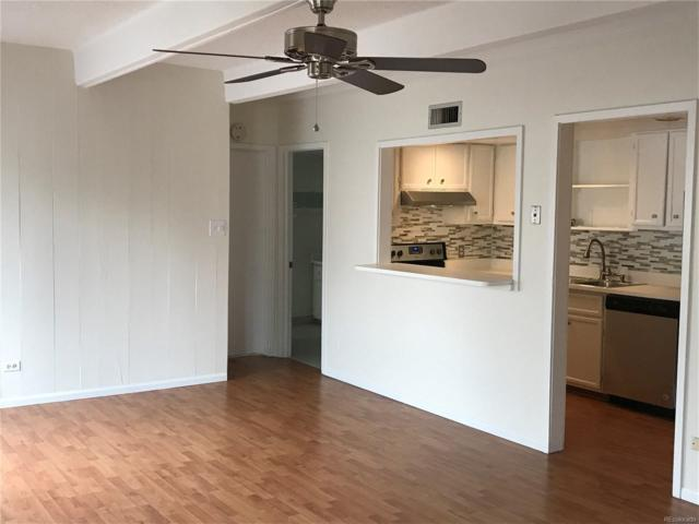 9995 E Harvard Avenue #177, Denver, CO 80231 (MLS #1552856) :: 8z Real Estate