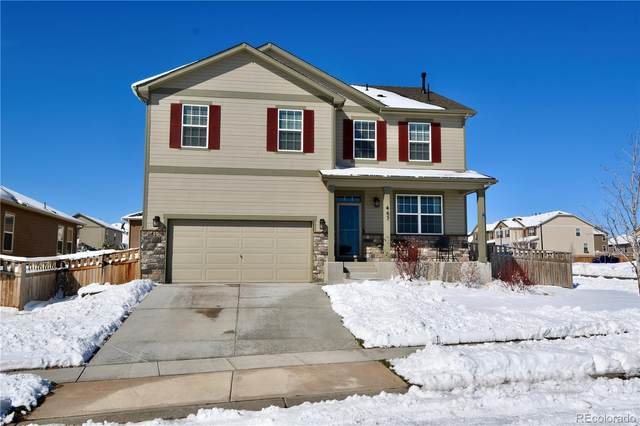 467 Hermosa Street, Lochbuie, CO 80603 (MLS #1553509) :: Bliss Realty Group