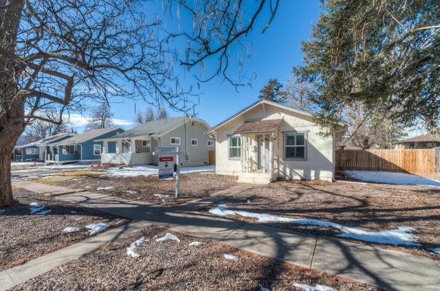 1563 Ulster Street, Denver, CO 80220 (#1553600) :: Ben Kinney Real Estate Team