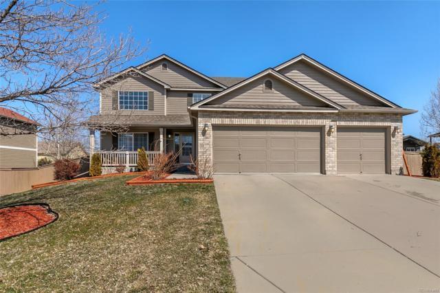 5947 Teaberry Avenue, Castle Rock, CO 80104 (#1553747) :: The Peak Properties Group