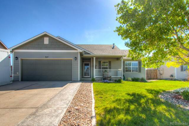 317 Linden Oaks Drive, Ault, CO 80610 (#1553846) :: The DeGrood Team