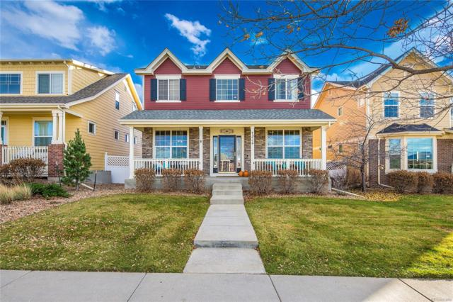 13774 W 84th Avenue, Arvada, CO 80005 (#1554692) :: The DeGrood Team