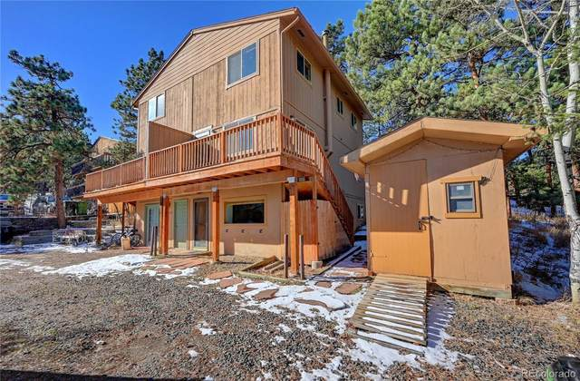 30153 Aspen Lane, Evergreen, CO 80439 (#1554722) :: The DeGrood Team