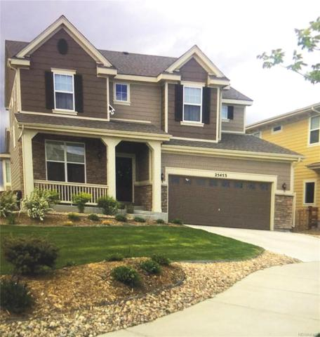 25453 E Quarto Place, Aurora, CO 80016 (#1554905) :: The DeGrood Team