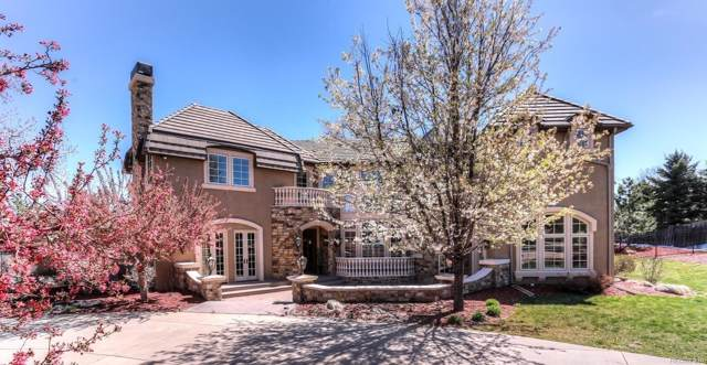 4 Ravenswood Road, Cherry Hills Village, CO 80113 (MLS #1554942) :: 8z Real Estate