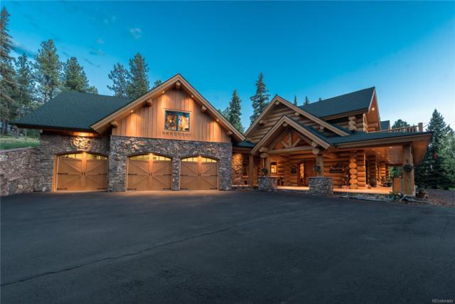 568 Woodside Drive, Pine, CO 80470 (#1555163) :: Berkshire Hathaway Elevated Living Real Estate