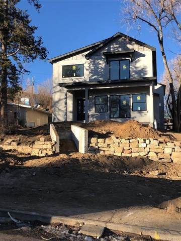 708 W Kiowa Street, Colorado Springs, CO 80905 (MLS #1555292) :: 8z Real Estate