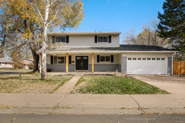8621 E Cornell Drive, Denver, CO 80231 (#1555860) :: The Galo Garrido Group