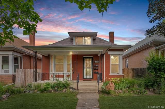 2408 N Humboldt Street, Denver, CO 80205 (#1556356) :: Compass Colorado Realty