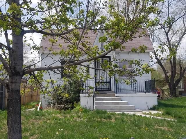 1711 S Williams Street, Denver, CO 80210 (MLS #1556417) :: 8z Real Estate