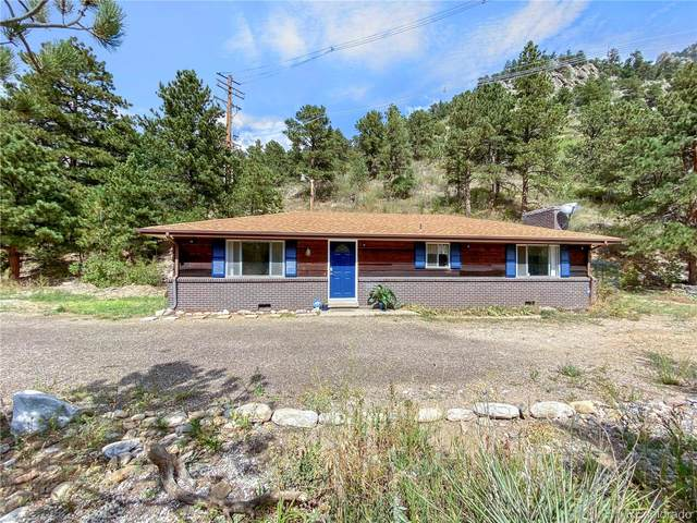 26429 Highway 72, Golden, CO 80403 (#1556493) :: Mile High Luxury Real Estate
