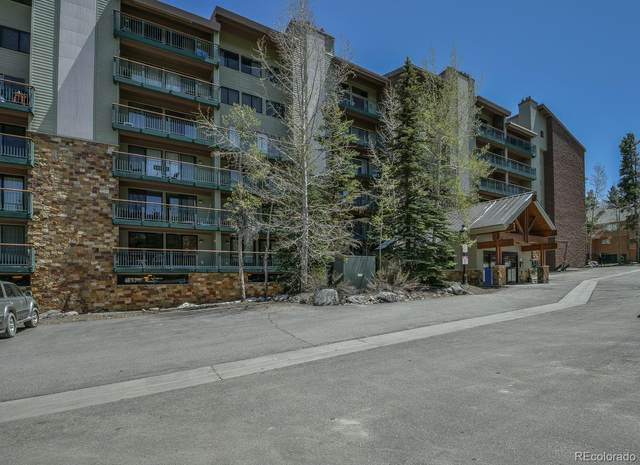 455 Village Road #416, Breckenridge, CO 80424 (MLS #1556576) :: 8z Real Estate