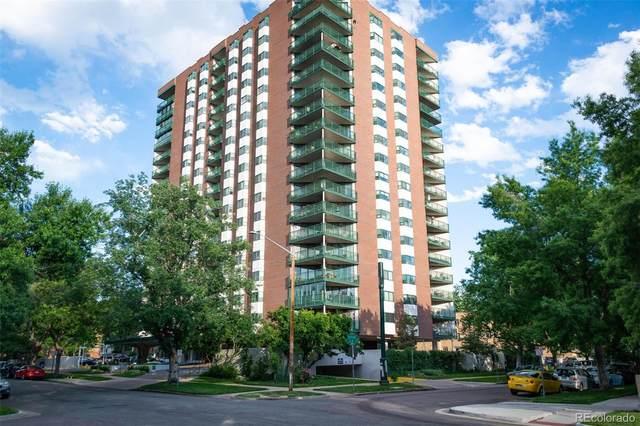 550 E 12th Avenue #1701, Denver, CO 80203 (MLS #1556666) :: Find Colorado