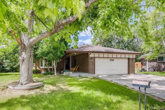 3730 S Ames Street, Denver, CO 80235 (#1556679) :: HergGroup Denver