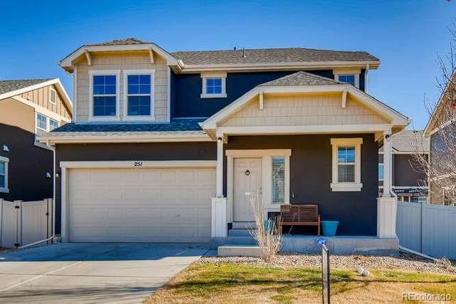 251 Pear Lake Way, Erie, CO 80516 (MLS #1556886) :: 8z Real Estate