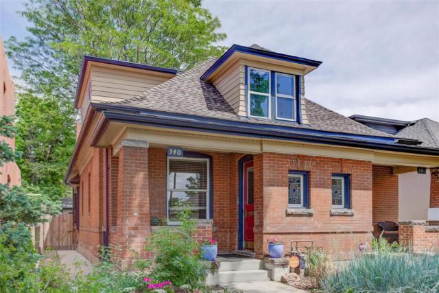 340 Cherokee Street, Denver, CO 80223 (#1557301) :: The HomeSmiths Team - Keller Williams