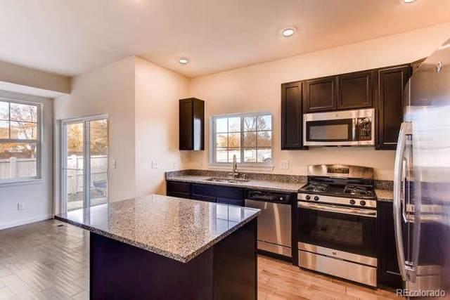 12920 Jasmine Street C, Thornton, CO 80602 (#1557415) :: The Peak Properties Group