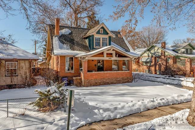 2815 Clermont Street, Denver, CO 80207 (#1557584) :: The Harling Team @ Homesmart Realty Group