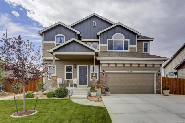 2636 Mustang Drive, Mead, CO 80542 (#1557600) :: Bring Home Denver