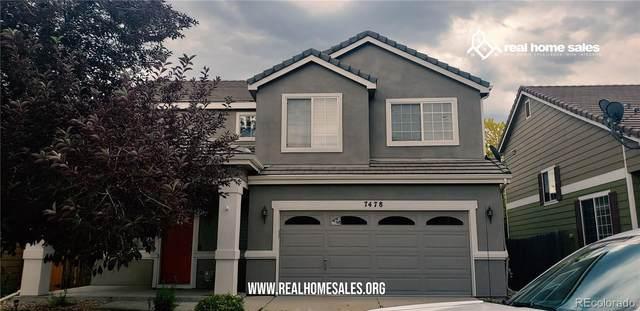 7478 S Norfolk Way, Aurora, CO 80016 (MLS #1557824) :: 8z Real Estate
