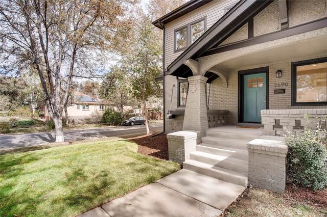 2690 Bellaire Street, Denver, CO 80207 (#1558621) :: Wisdom Real Estate