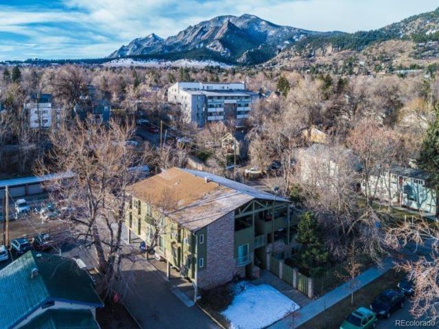 964 Arapahoe Avenue #6, Boulder, CO 80302 (#1559139) :: RE/MAX Professionals