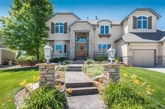 1352 Brettonwood Way, Highlands Ranch, CO 80129 (#1559586) :: The City and Mountains Group