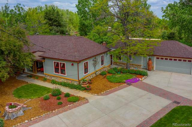 4160 Tabor Street, Wheat Ridge, CO 80033 (#1559827) :: The DeGrood Team
