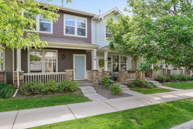 15612 E 96th Way 17D, Commerce City, CO 80022 (#1560020) :: The DeGrood Team
