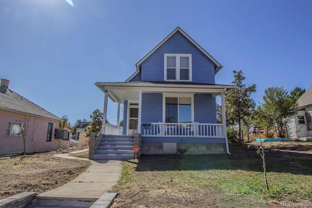 606 W Baca Street, Trinidad, CO 81082 (MLS #1560121) :: 8z Real Estate