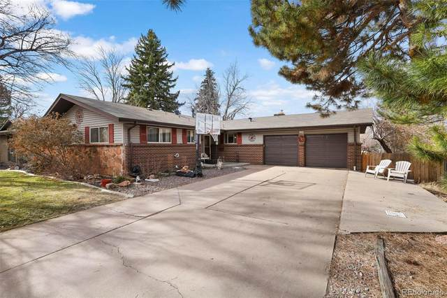 6155 S Ivanhoe Street, Centennial, CO 80111 (#1560493) :: The Griffith Home Team