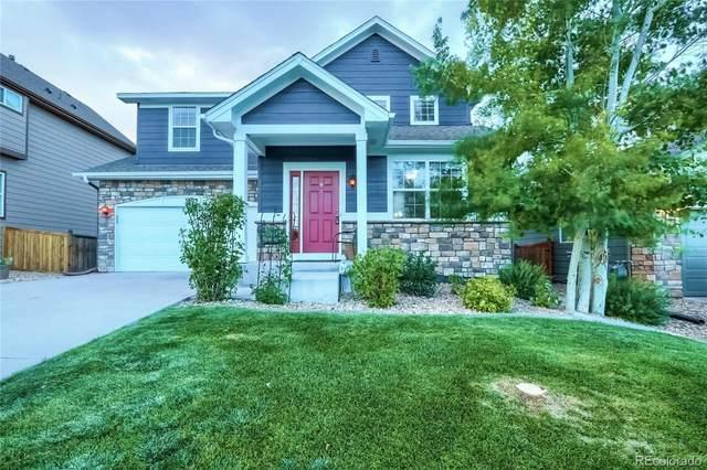 3603 Amber Sun Circle, Castle Rock, CO 80108 (MLS #1560726) :: Kittle Real Estate