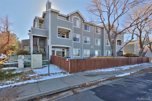 8500 E Jefferson Avenue 10D, Denver, CO 80237 (#1560774) :: Hudson Stonegate Team