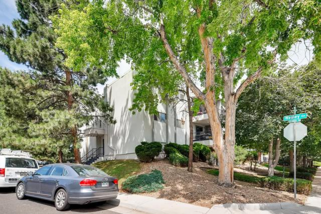 2375 S Linden Court #216, Denver, CO 80222 (#1560867) :: HomeSmart Realty Group