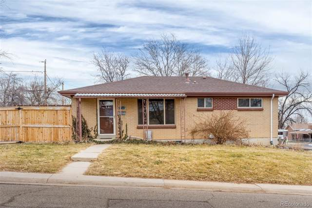 6500 Depew Court, Arvada, CO 80003 (#1561099) :: The Griffith Home Team