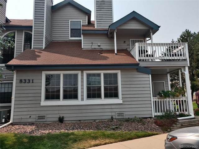 8331 S Upham Way #104, Littleton, CO 80128 (#1561161) :: Compass Colorado Realty